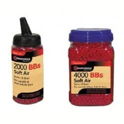 SERB.4000 PALL.PLAST.6MM/12GR