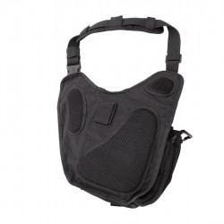 HUMVEE SHOULDER BAG BLACK