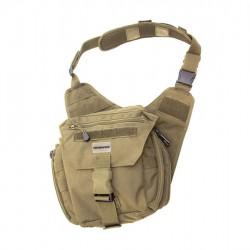 HUMVEE SHOULDER BAG TAN (KHAKI)
