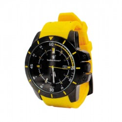 OROLOGIO SMITH & WESSON TROOPER YELLOW