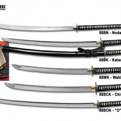 Cold Steel PRACTICAL KATANA WARRIOR 88BKW