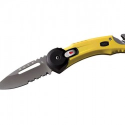 Buck REDPOINT RESCUE YELLOW 753YWX