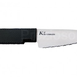 "Cold Steel K-SERIES CUOCO (KITCHEN KNIFE 4"" PLAIN) CM.10"
