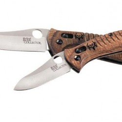 Benchmade MINI BONE COLLECTOR AXIS 15030-2 WOOD